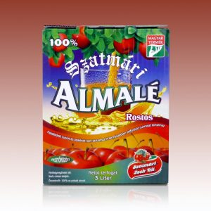 Almalé 100%-os (3 liter)